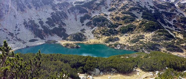 Рибно Бъндеришко езеро