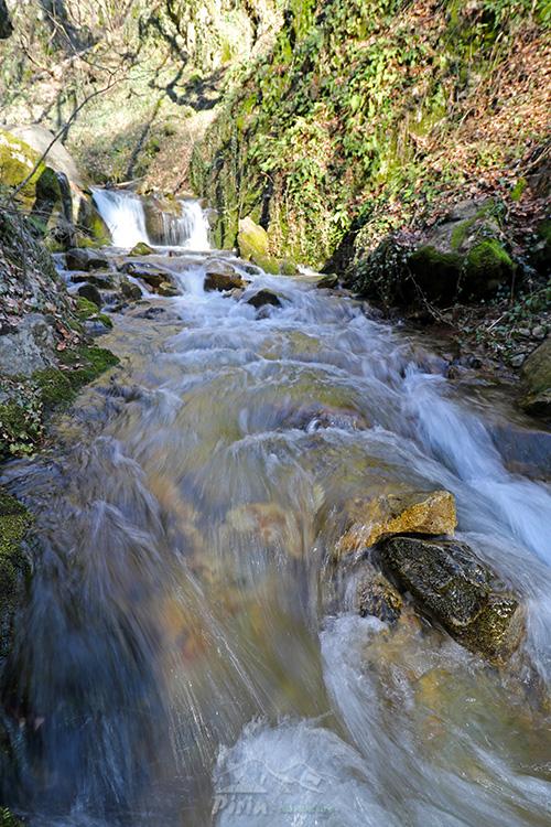 Водопад Скоко