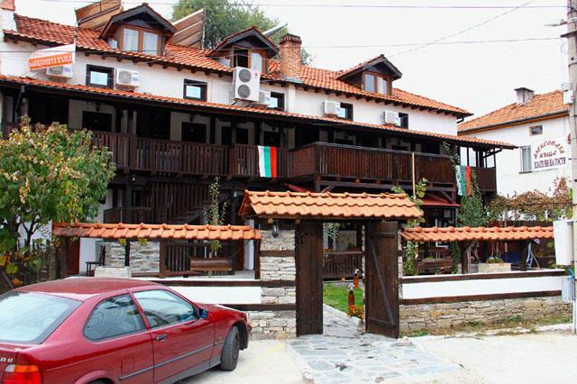 Хотел Алексовата къща