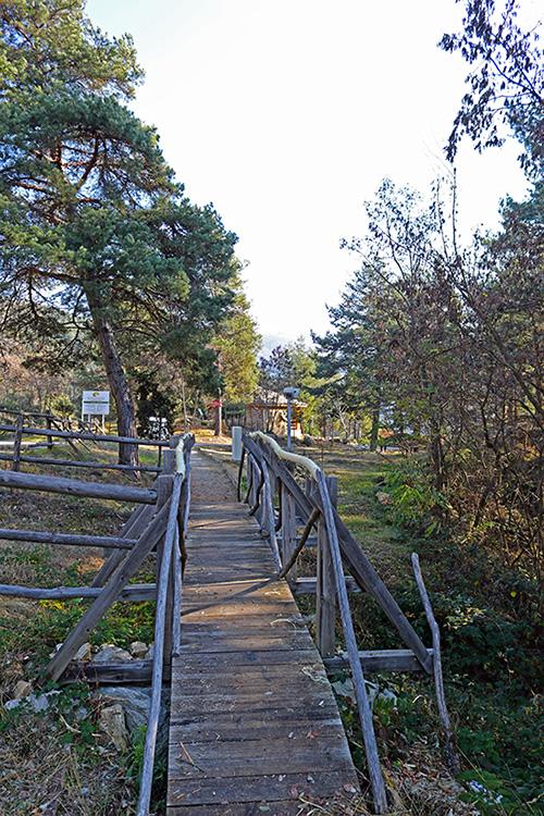 Ландшафтен парк Градището