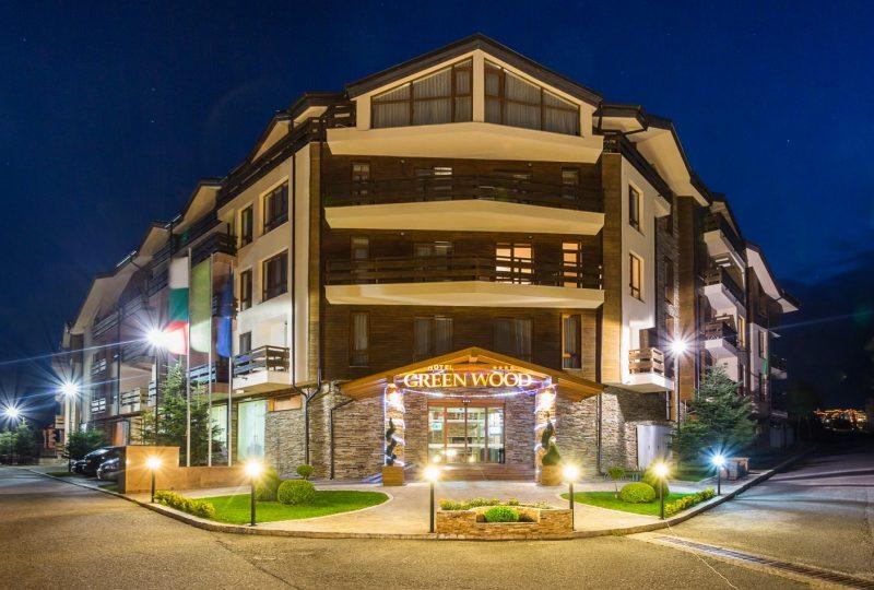 Хотел Green Wood