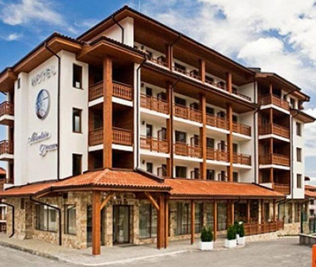 Хотел Mountain Dream