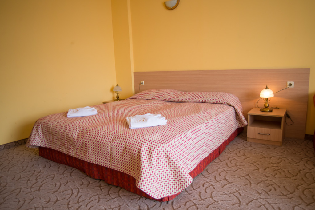 Хотел Римска баня, Двойна стая