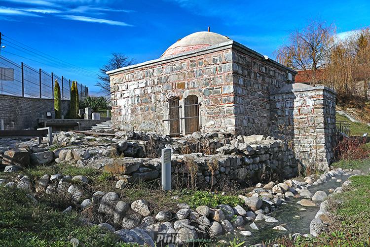 Старата Турска баня в село Баня
