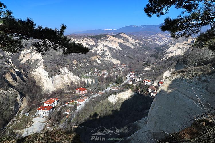 Гледката от Крепост Деспот Слав