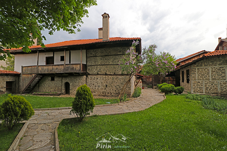 Къща-Музей Неофит Рилски, Банско