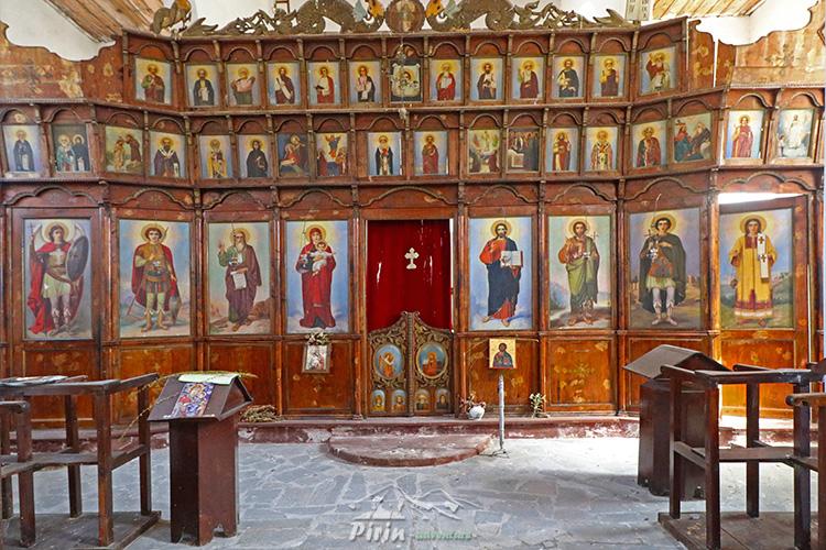 """Църква """"Свети Пророк Илия"""", с. Влахи"""