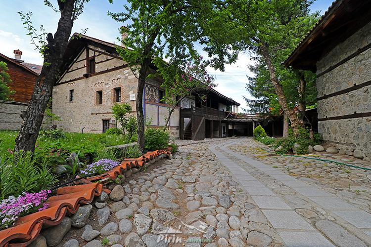 Велянова къща, Банско